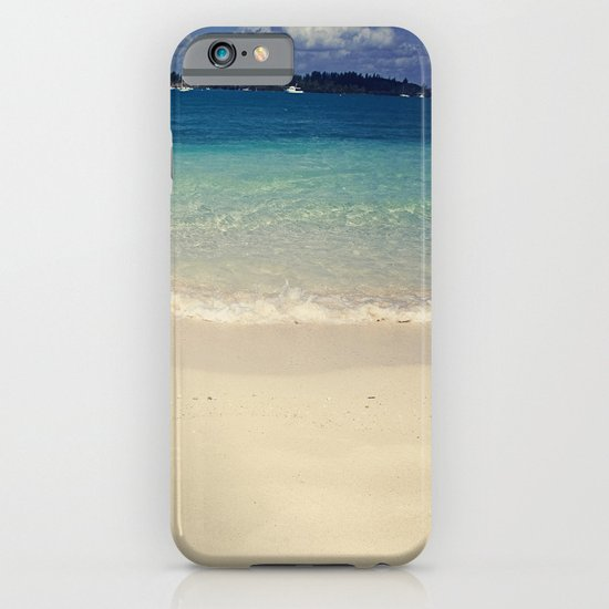 The Devil's Isles iPhone & iPod Case