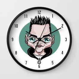Hello Friend Wall Clock