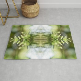 Nature Kaleidoscpe #5 Rug