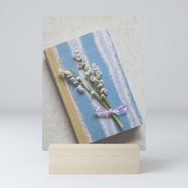 Romantic Book Mini Art Print