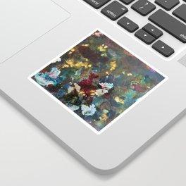 Les Fleurs Sticker