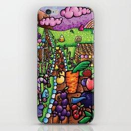 Sweet Cornucopia iPhone Skin
