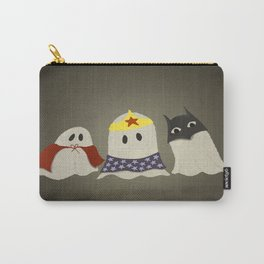 Ghost Cosplay Carry-All Pouch