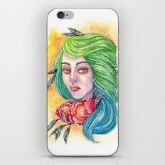 Ingrid iPhone & iPod Skin