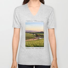 McLaren Vale Magic Unisex V-Neck