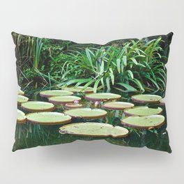 TROPICAL POND Pillow Sham