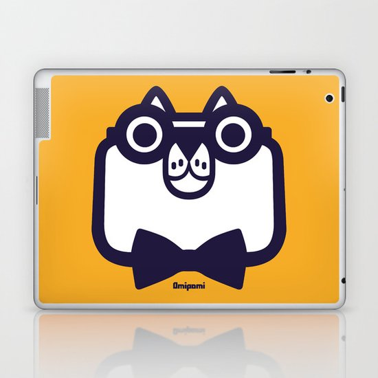 Cat Mc Catson Laptop & iPad Skin