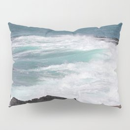 Furious ocean Pillow Sham