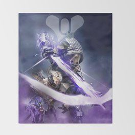 Double Destiny | Videogame Throw Blanket