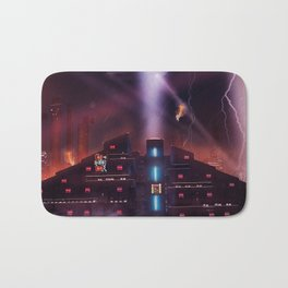 Andover Esate, Blade Runner Style Bath Mat