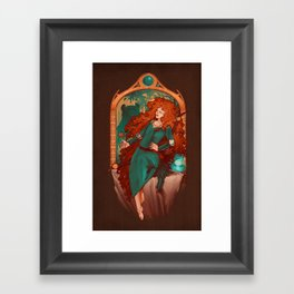 Chase the Wind Framed Art Print