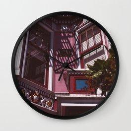 San Francisco VIII Wall Clock