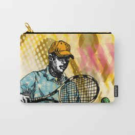 Tennis Backhand Carry-All Pouch