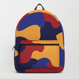 Blob of Camouflage Backpack