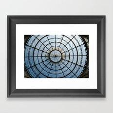 Sky eye Framed Art Print
