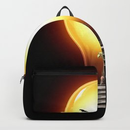 lost in the dark Backpack