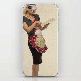 Aprons iPhone Skin