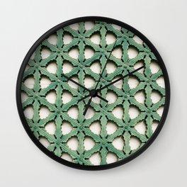 A royal pattern Wall Clock
