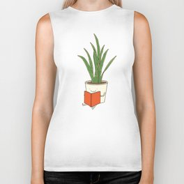 indoor plants Biker Tank