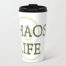 ChaosLife: The Print Travel Mug