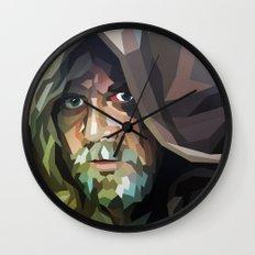 SW#62 Wall Clock