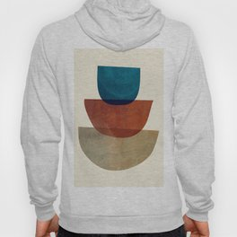 Abstract Shapes 37 Hoody