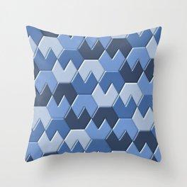 Geometrix XXVI Throw Pillow