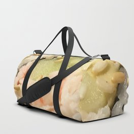 Sushi Duffle Bag