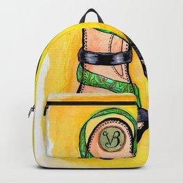 Golden Slippers Backpack