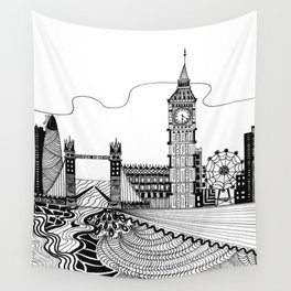 London Wall Tapestry