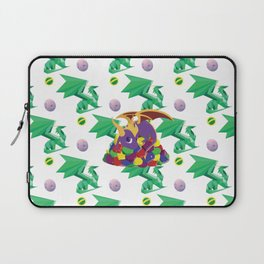 Paws Off Moneybags! Laptop Sleeve