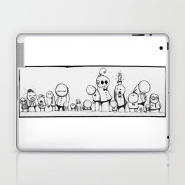 Ensemble Laptop & iPad Skin
