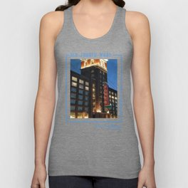Ponce City Market, Old Fourth Ward Unisex Tank Top