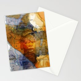 Valley of the Omo Stationery Cards