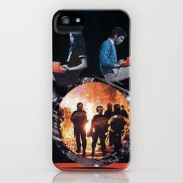 Revolt iPhone Case