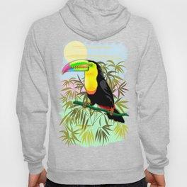 Toucan Wild Bird from Amazon Rainforest Hoody