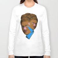 lake Long Sleeve T-shirts featuring  Lake  by DIVIDUS DESIGN STUDIO