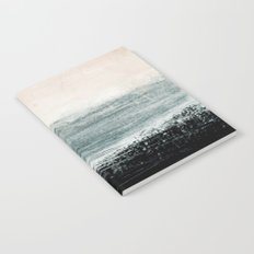 abstract minimalist landscape 3 Notebook