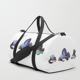 Rocks and Minerals (Set of three) Duffle Bag