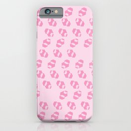 Pink // Halcyon iPhone Case