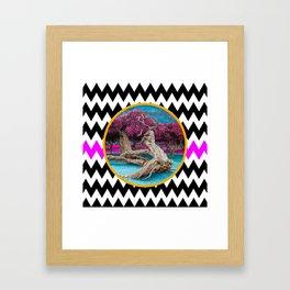 SWEET DREAMS, MILKY WAY Framed Art Print