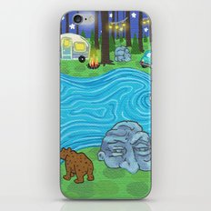 Pine Forest iPhone & iPod Skin