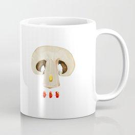 MOUTHFUL SKULL Coffee Mug