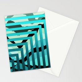 TOPOGRAPHY 2017-007 Stationery Cards