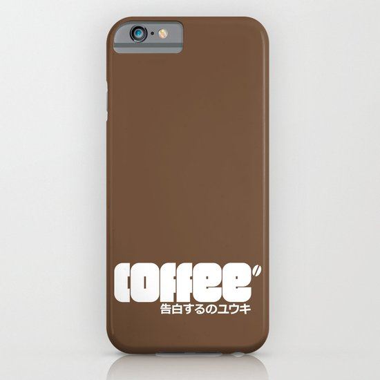 COFFEE Logo iPhone & iPod Case