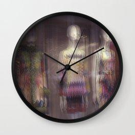 mannequins Wall Clock