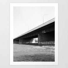 Düsseldorf Art Print