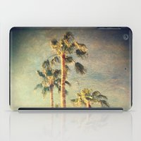 palms iPad Cases featuring palms by Sylvia Cook Photography