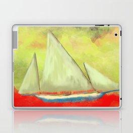 Abstract-ship Laptop & iPad Skin