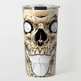 Skull 002 Travel Mug